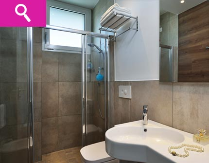 Bagno camera juniorsuite